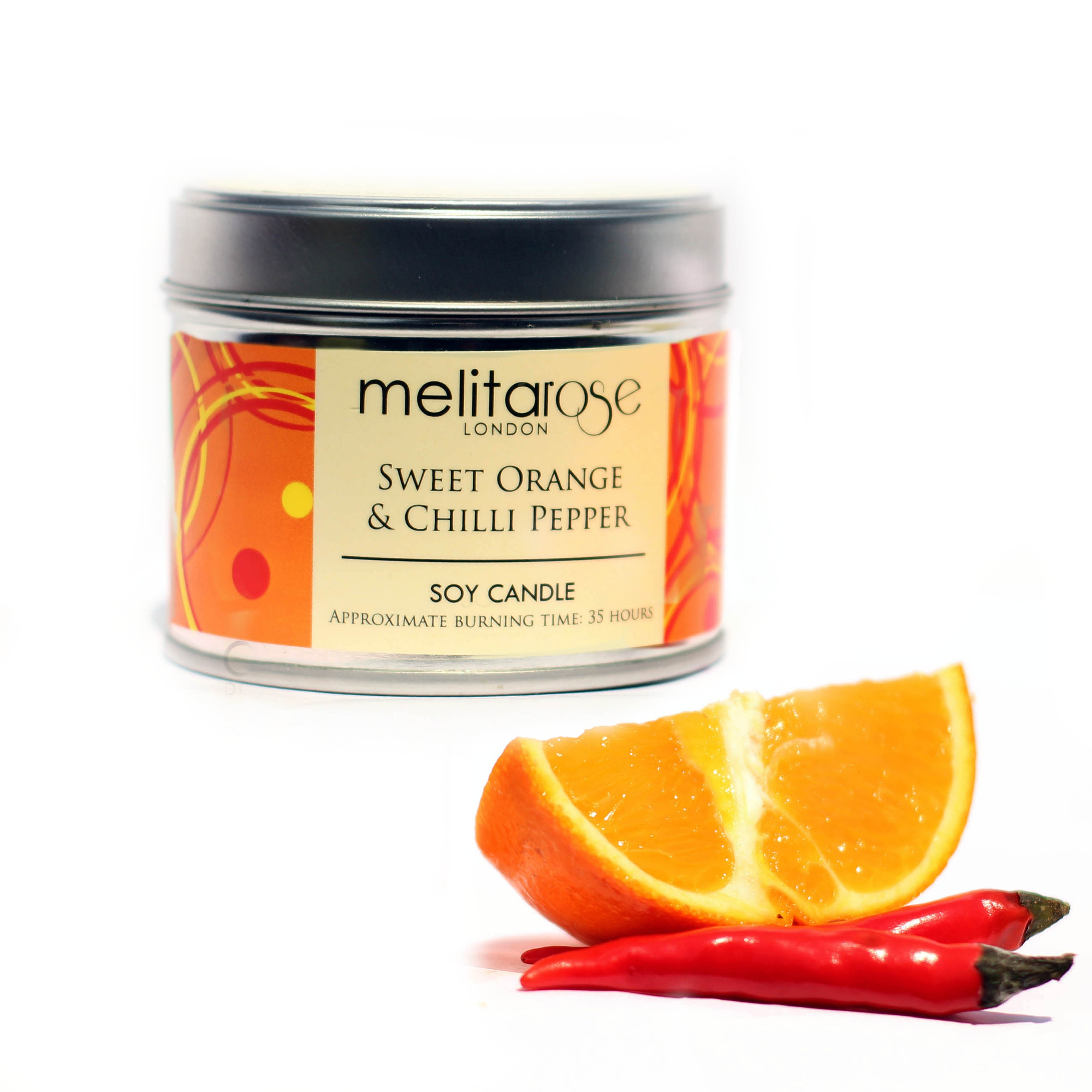 Sweet Orange & Chilli Pepper
